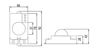 mikrovlnne cidlo pohybu SRC812_2.jpg