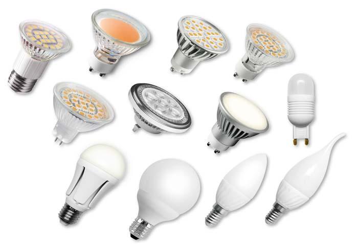 LED žárovky GTV