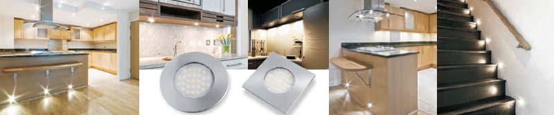 LED svítidlo MARBELLA PLUS GTV